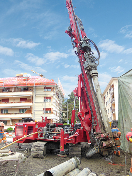 Hydraulic Crawler Drills